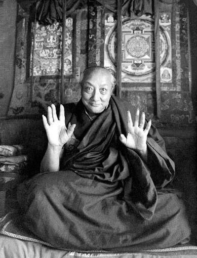 Advice to Yéshey Dawa by Dilgo Khyentsé Rinpoché, RabselDawa